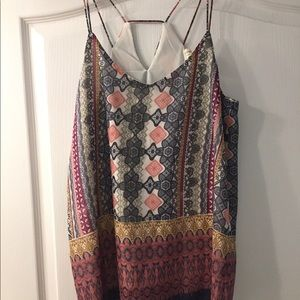 Tops - Lace tank top with cute straps
